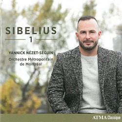 Sibelius 1 - Orchestre Metropolitain; Yannick Néze...