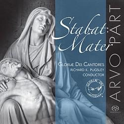 Arvo Pärt: Stabat Mater - Gloriae Dei Cantores; Ri...