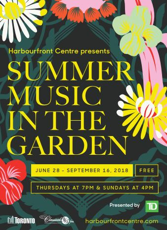 Summer Music in the Garden