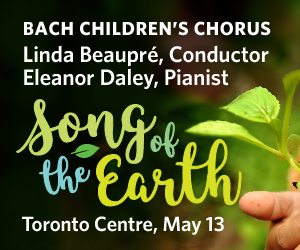 Bach Children's Chorus - To May 13