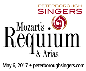 Peterborough Singers - To May 6