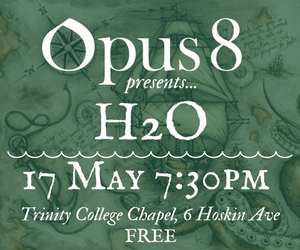 Opus 8 - To May 17