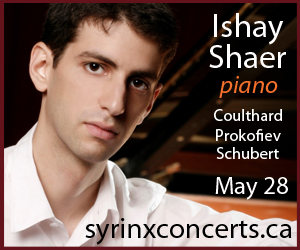 Syrinx Concerts - To May 28