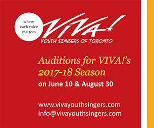 VIVA Youth Singers - May 2017