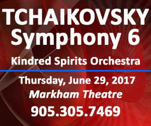 Kindred Spirits Orchestra - To Jun 29