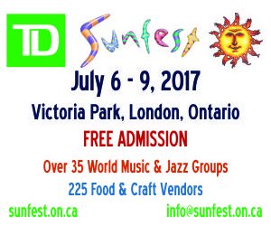 TD Sunfest - To July 9