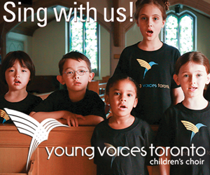 Young Voices Toronto - Summer 2017