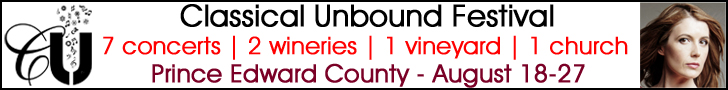 Classical Unbound Festival - To Aug 27