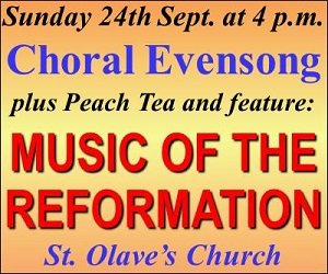 St Olaves Church - To Sept 24