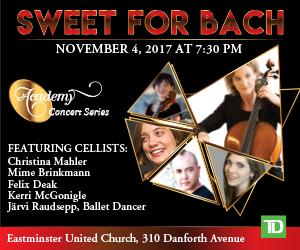 Academy Concert Series - Nov 4