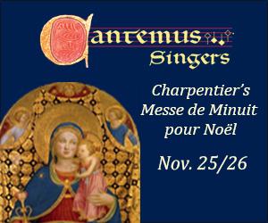 Cantemus - Nov 26