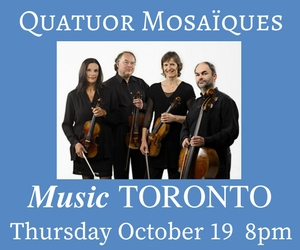 Music Toronto - Box - Oct 19