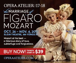 Opera Atelier - Box - Nov 4