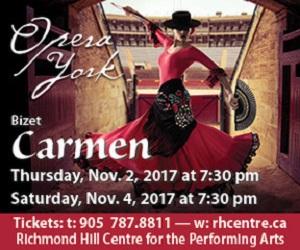 Opera York - Nov 4