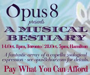 Opus 8 - Oct 28