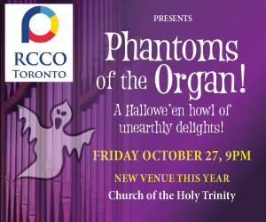 RCCO Toronto - Oct 27