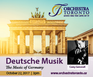 Orchestra Toronto - October 22
