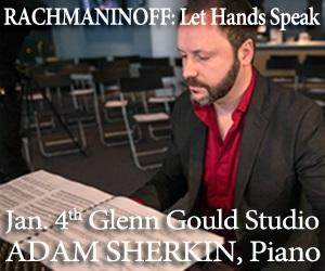 Adam Sherkin - Jan 4
