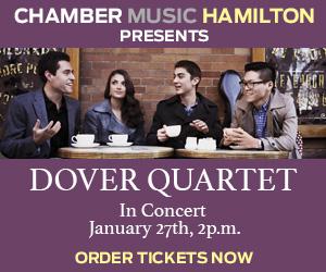 Chamber Music Hamilton - Jan 27