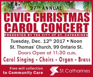 St Catharines - Dec 12