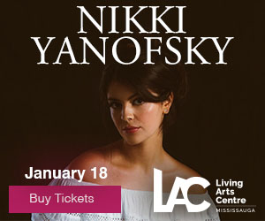 Living Arts Centre - Jan 18