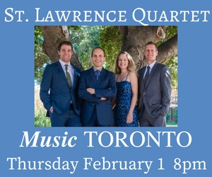 Music Toronto - Feb 1