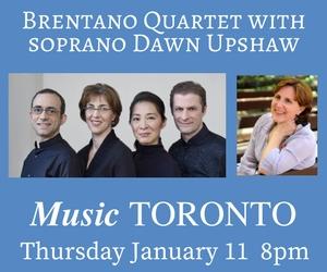 Music Toronto - Jan 11