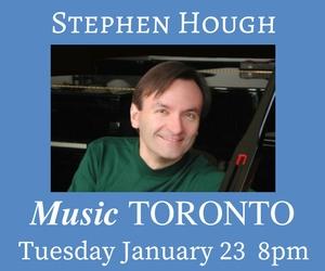 Music Toronto - Jan 23