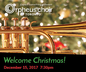 Orpheus Choir - Dec 15