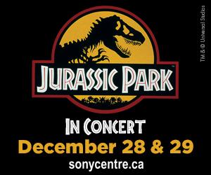 Sony Centre - Dec 29