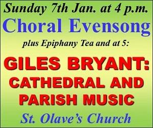 St Olaves Church - Jan 7