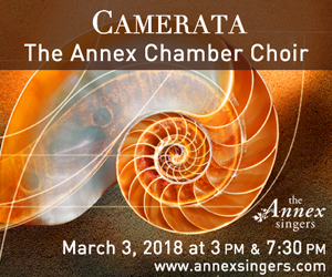 Annex Singers - Mar 3