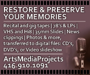 ArtsMediaProjects - Mar 2018