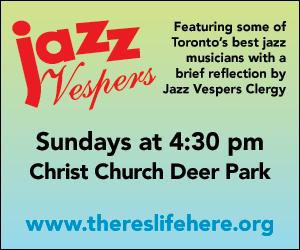 CCDP Jazz Vespers - 8/31/2019