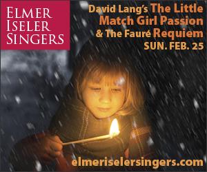 Elmer Iseler Singers - Feb 25