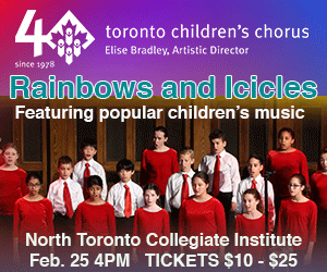 Toronto Childrens Chorus - Feb 25