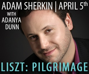 Adam Sherkin - April 5