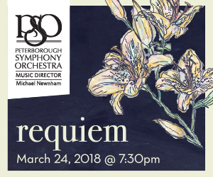 Peterborough Symphony - Mar 24