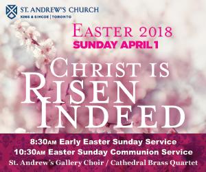 St Andrew - Apr 1
