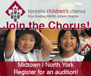 Toronto Childrens Chorus - Mar 2018