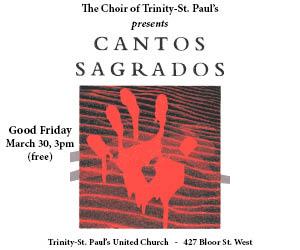 Trinity-St Pauls - Mar 30