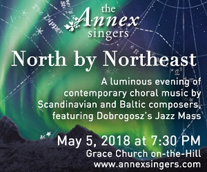 Annex Singers - May 5