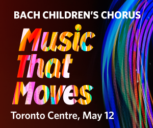 Bach Childrens Chorus - May 12