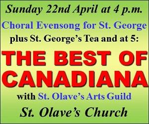 St Olave's - Apr 22