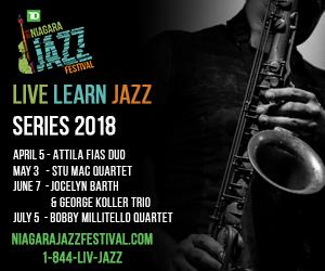 TD Niagara Jazz - Apr 2018
