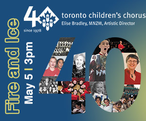 Toronto Childrens Chorus - May 5