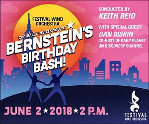 Festival Wind Orchestra - Jun 2