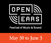 Open Ears Festival - BoxA - June 3
