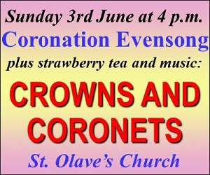 St Olave's - Jun 3