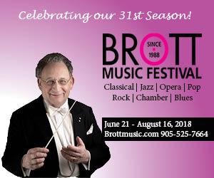 Brott Music Festival - 9/7/2018